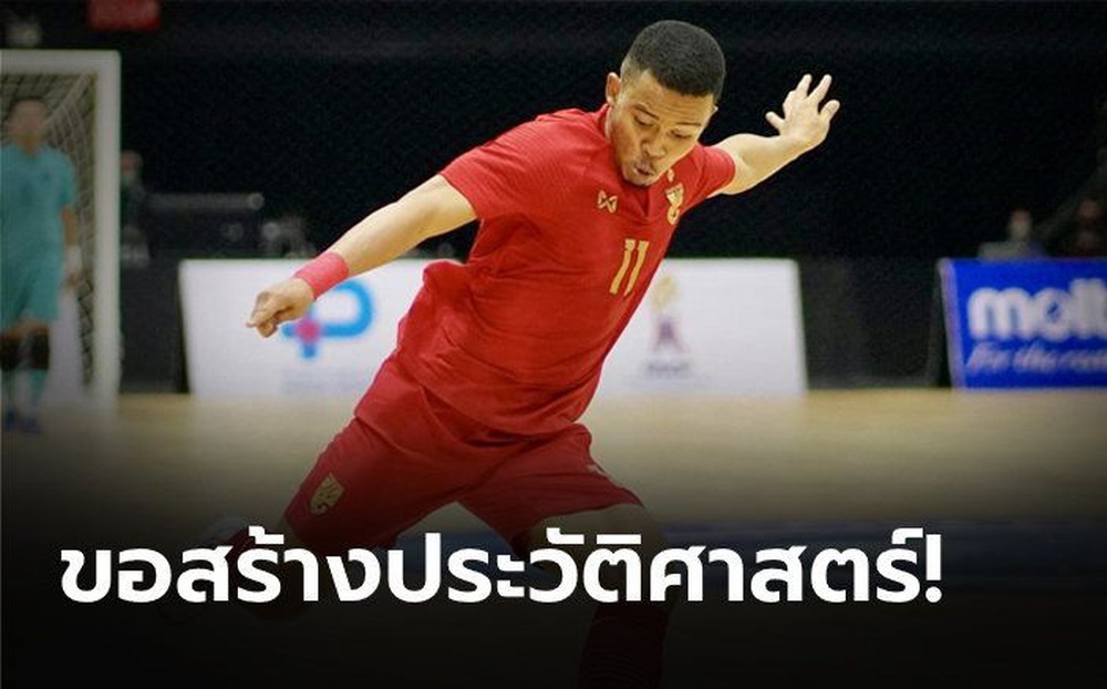 Sao nhập tịch của tuyển Thái Lan tuyên bố hùng hồn, đòi làm… Vua phá lưới ở World Cup