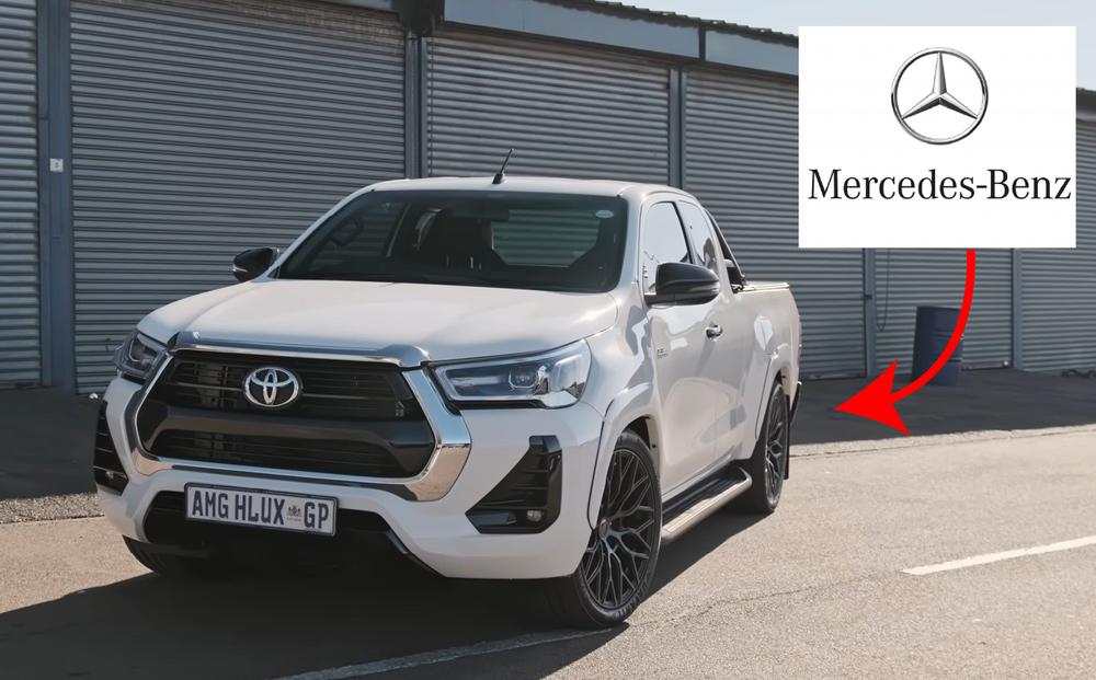 Chiếc bán tải 'hồn Mercedes da Toyota' khiến nhiều người thầm thương trộm nhớ - chuyện gì đã xảy ra?