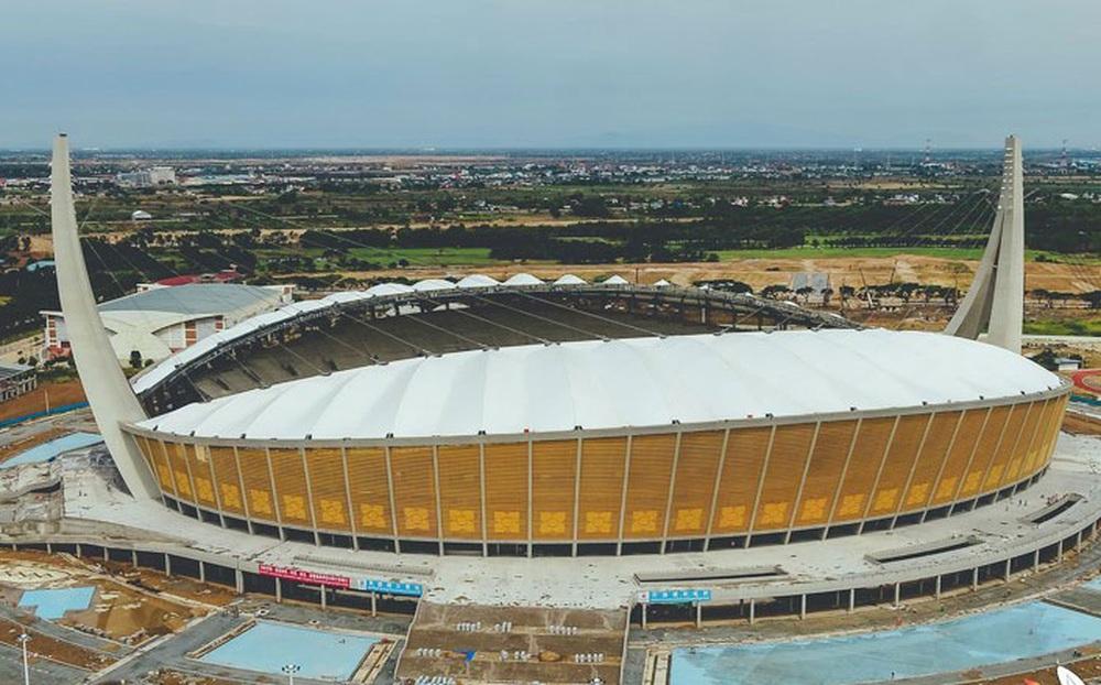 Campuchia xin đăng cai AFF Cup 2021 ở SVĐ trăm triệu đô, sức chứa gần gấp đôi Mỹ Đình