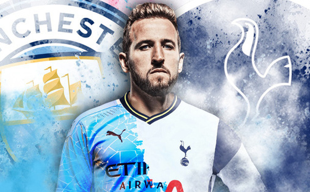 Harry Kane bực tức vì Chủ tịch Tottenham phản bội lời hứa để anh gia nhập Man City