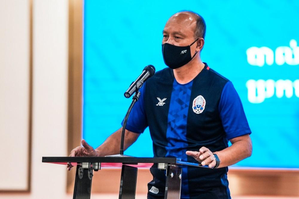 Campuchia xin đăng cai AFF Cup 2021 ở SVĐ trăm triệu USD, sức chứa gần gấp đôi sân Mỹ Đình - Ảnh 1.