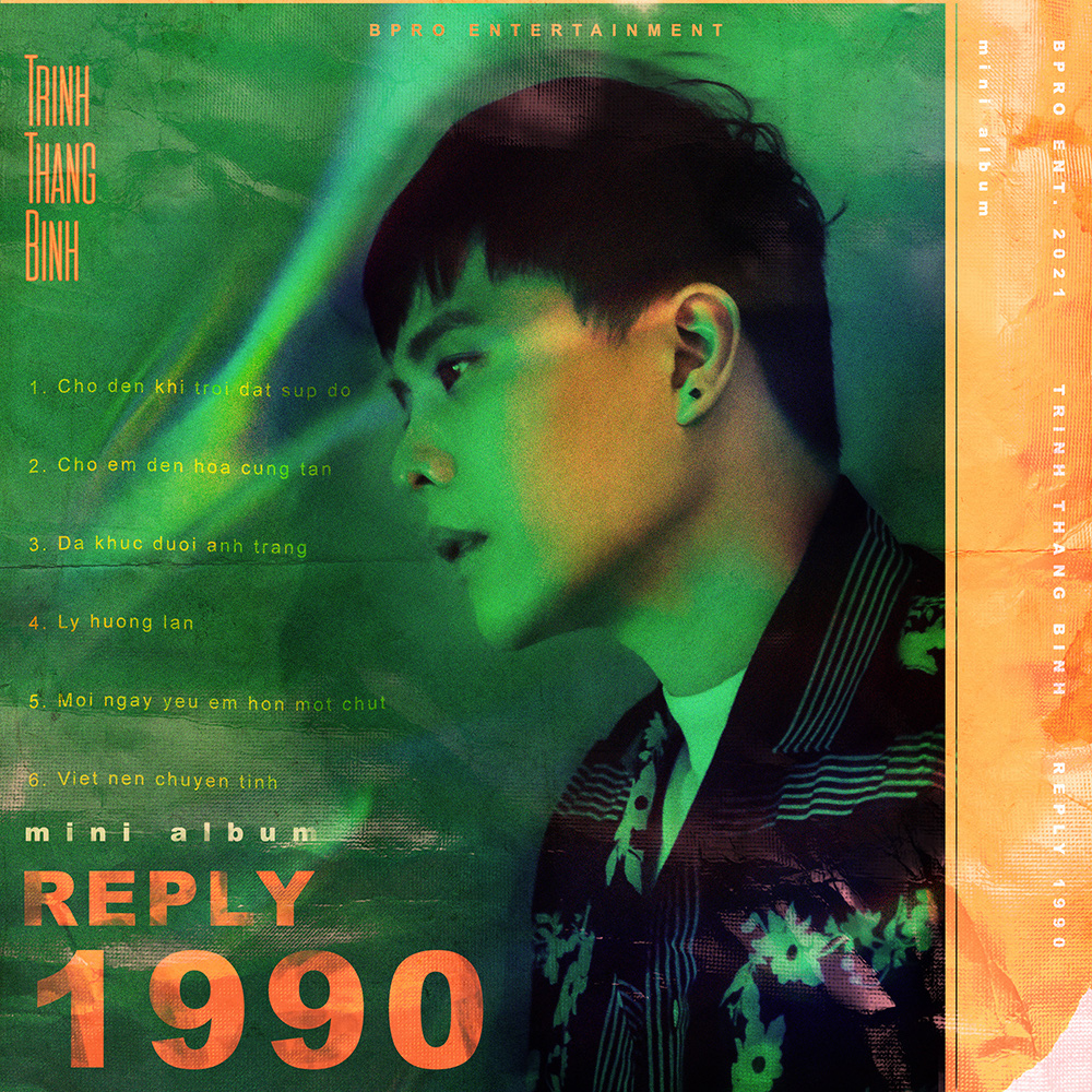 Trịnh Thăng Bình làm mới loạt hit đình đám thập niên 1990 - Ảnh 1.