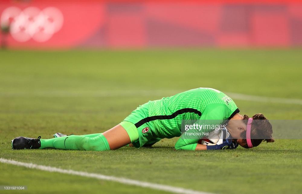Thất bại vì quả penalty nghiệt ngã, đội tuyển Mỹ chia tay Olympic trong nước mắt - Ảnh 2.