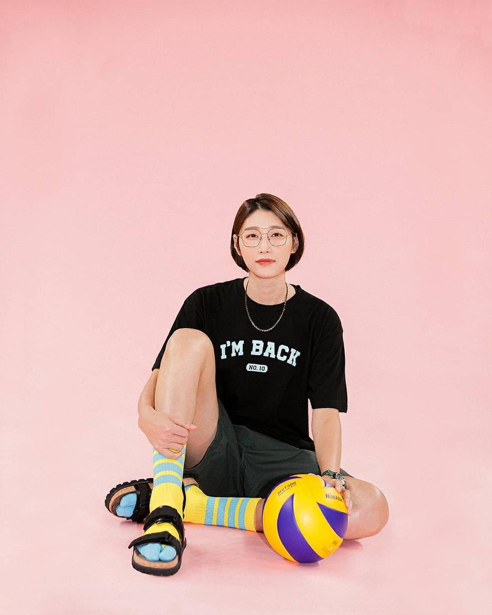 Nữ thần bóng chuyền Hàn Quốc tại Olympic: Cao 1m92, sở hữu tài sản triệu đô - Ảnh 2.