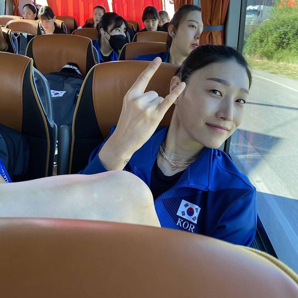Nữ thần bóng chuyền Hàn Quốc tại Olympic: Cao 1m92, sở hữu tài sản triệu đô - Ảnh 6.
