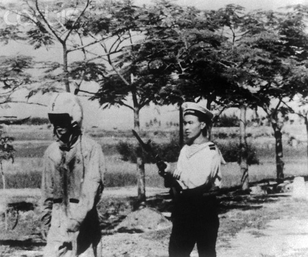 Bẻ gãy Mũi tên xuyên: Hải quân Việt Nam chiến thắng vang dội trước cường quốc số 1 TG - Ảnh 5.
