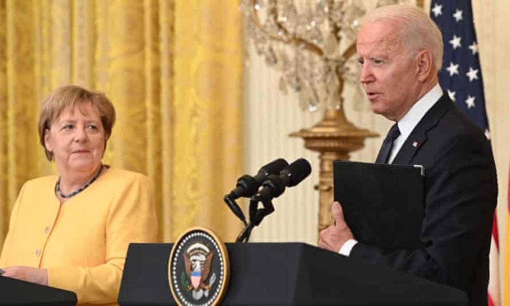 TT Putin chiến thắng vang dội, ông Biden chua xót thốt lên: Còn làm gì được nữa đâu! - Ảnh 1.