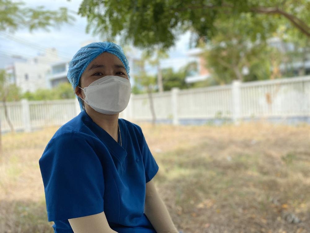Tâm sự nghẹn ngào của nữ nhân viên y tế bị cán bộ văn phòng Đoàn ĐBQH và HĐND đánh - Ảnh 2.