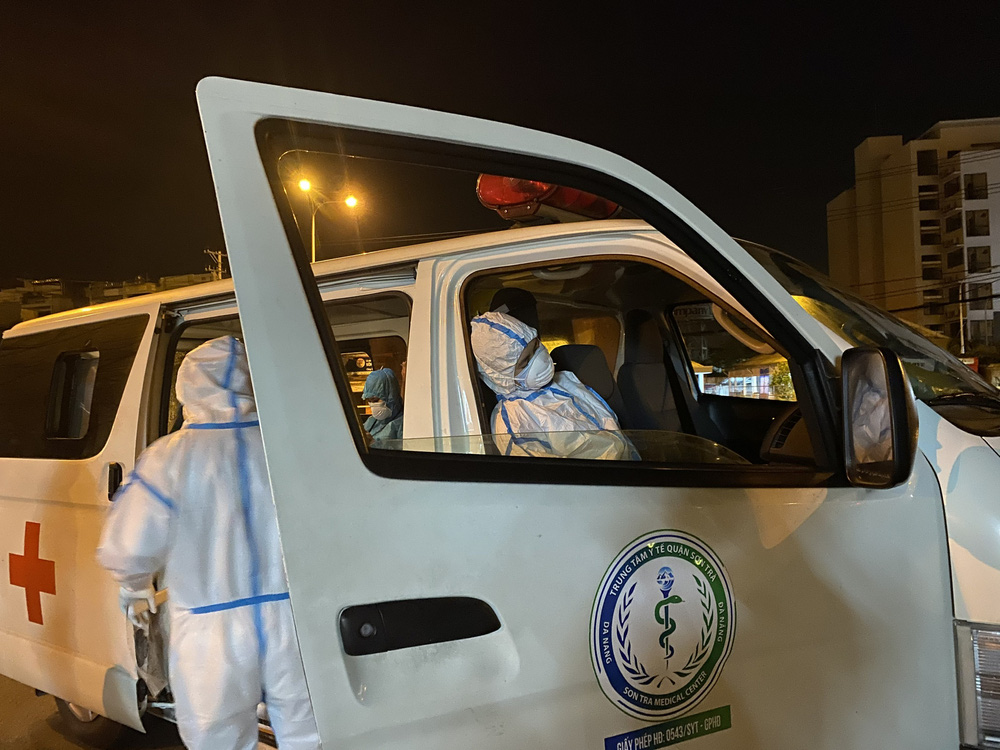 Trung tâm Y tế quận Sơn Trà nói gì vụ nữ nhân viên bị cán bộ văn phòng Đoàn ĐBQH và HĐND TP Đà Nẵng tát? - Ảnh 2.