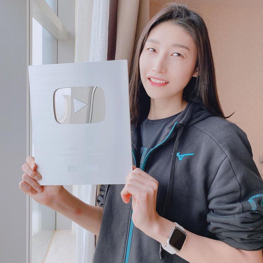 Nữ thần bóng chuyền Hàn Quốc tại Olympic: Cao 1m92, sở hữu tài sản triệu đô - Ảnh 12.