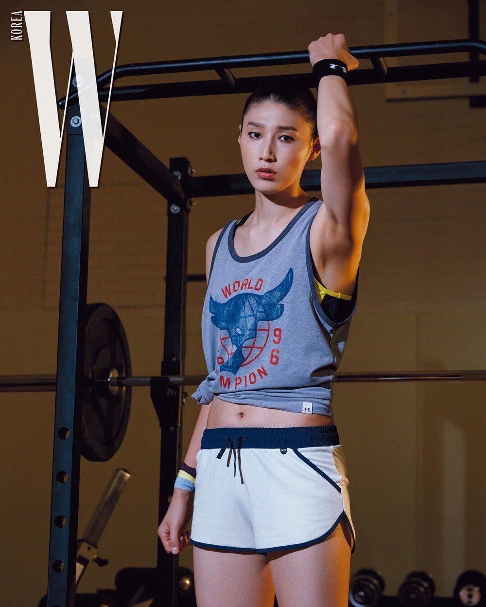 Nữ thần bóng chuyền Hàn Quốc tại Olympic: Cao 1m92, sở hữu tài sản triệu đô - Ảnh 7.