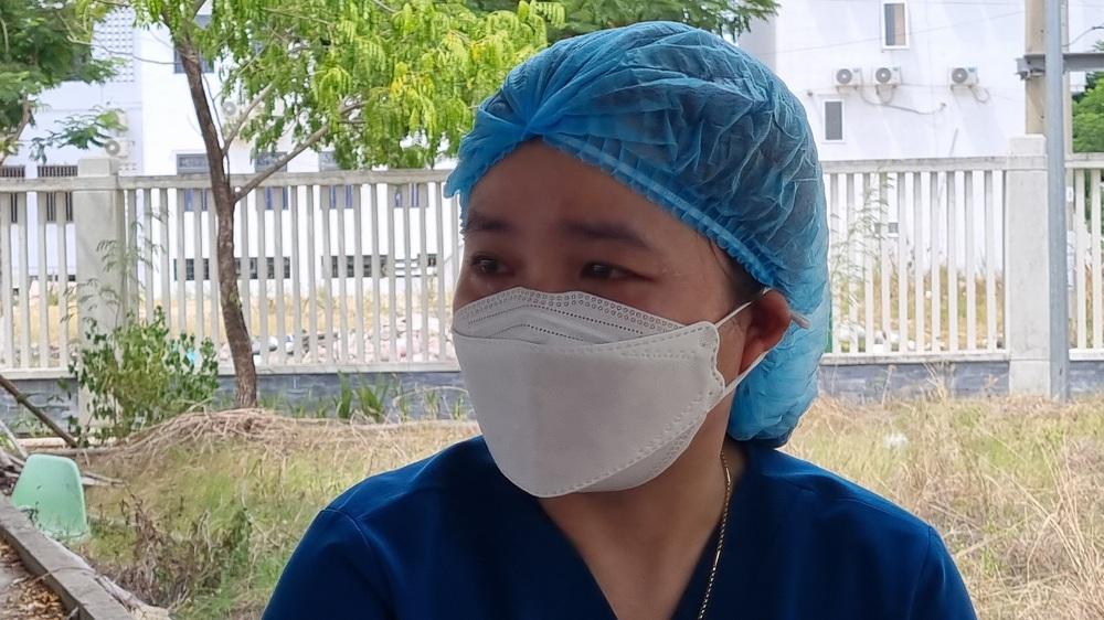Tâm sự nghẹn ngào của nữ nhân viên y tế bị cán bộ văn phòng Đoàn ĐBQH và HĐND đánh - Ảnh 3.