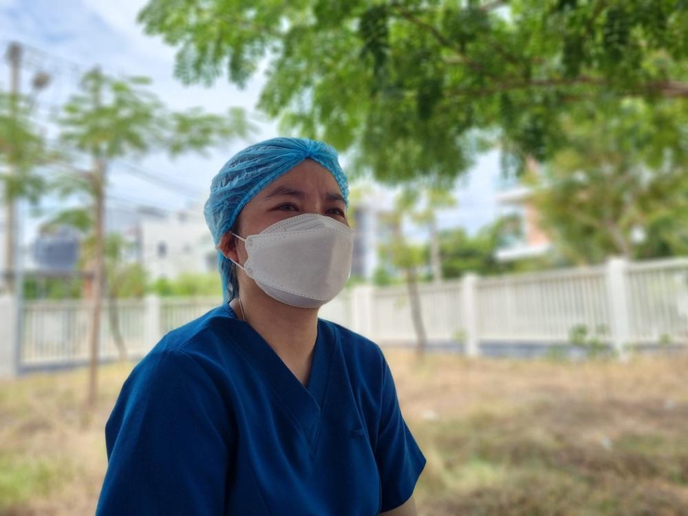 Vụ cán bộ văn phòng Đoàn ĐBQH và HĐND TP Đà Nẵng xô xát với nữ nhân viên y tế: Ông ấy tát tôi thẳng tay - Ảnh 3.