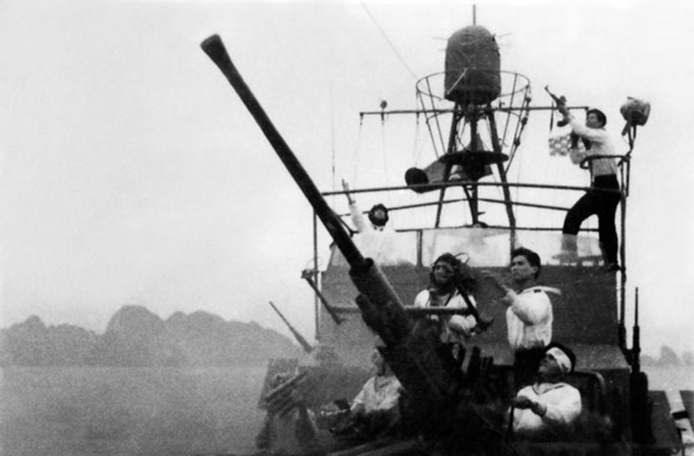 Bẻ gãy Mũi tên xuyên: Hải quân Việt Nam chiến thắng vang dội trước cường quốc số 1 TG - Ảnh 3.