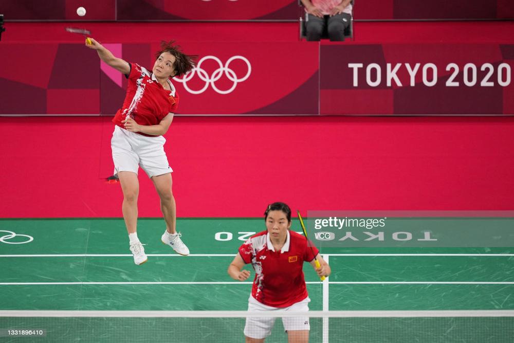 Đôi VĐV Đông Nam Á gây sốc ở Olympic, đánh bại đối thủ Trung Quốc để giành huy chương vàng - Ảnh 2.
