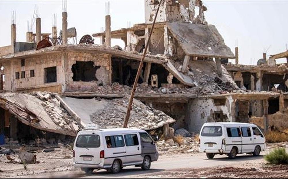 Nga trung gian hòa giải thành công lệnh ngừng bắn mới ở Syria