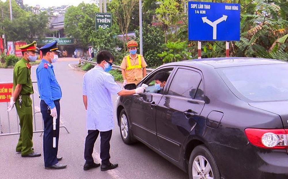 Vụ tai nạn ở Phú Thọ có 3 người nghi mắc Covid-19: Xác định 51 F1 là người dân có mặt tại hiện trường