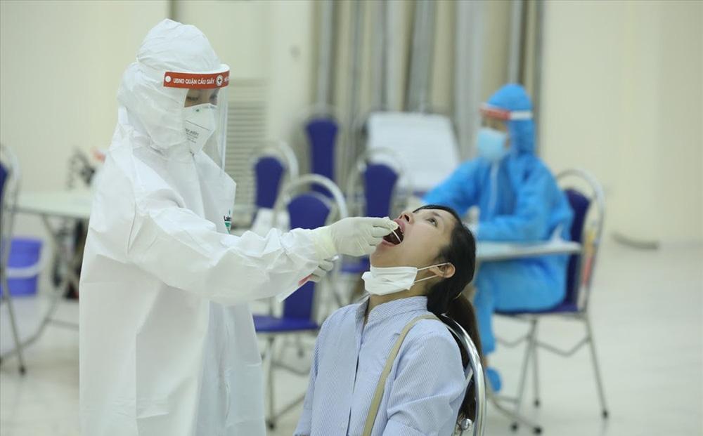 Chiều 2/8, Hà Nội chỉ ghi nhận 1 ca dương tính SARS-CoV-2, tổng 98 ca trong ngày