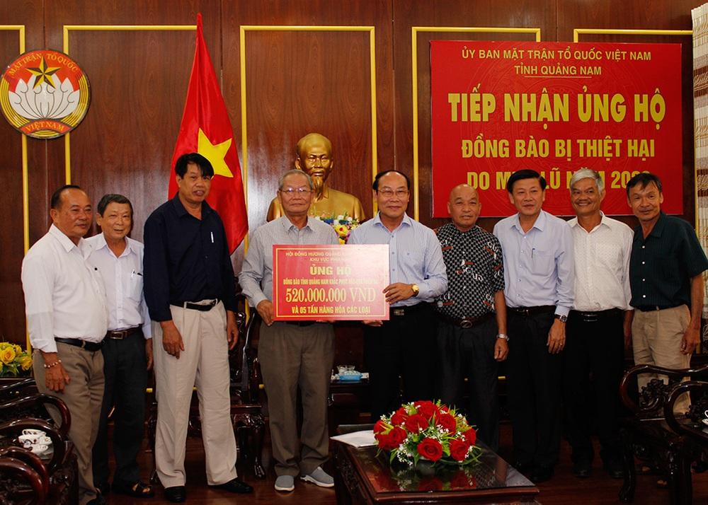 Người đàn ông chi 400 triệu bao trọn 2 máy bay đưa 372 người Quảng Nam ở TP.HCM về quê tránh dịch là ai? - Ảnh 3.