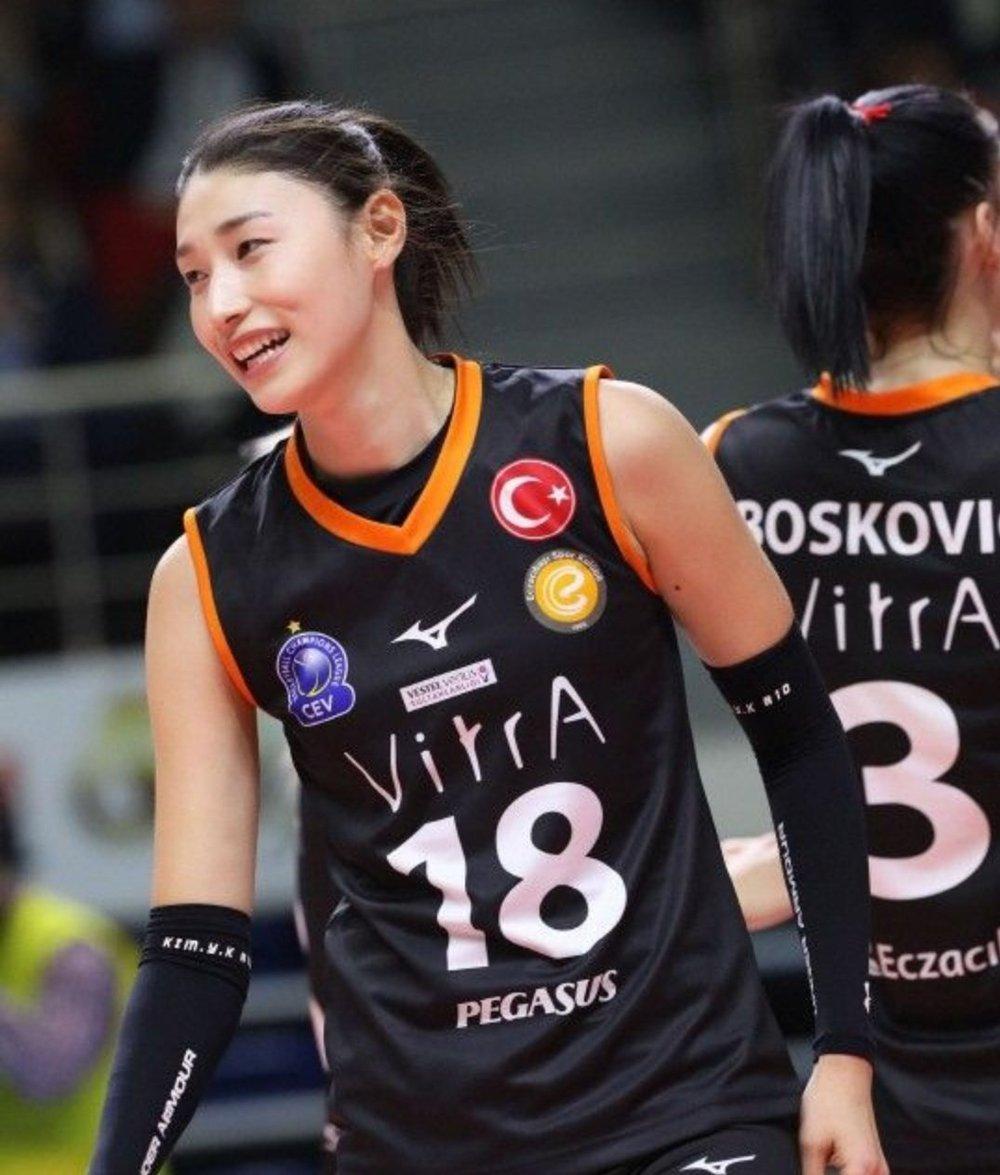 Nữ thần bóng chuyền Hàn Quốc tại Olympic: Cao 1m92, sở hữu tài sản triệu đô - Ảnh 1.