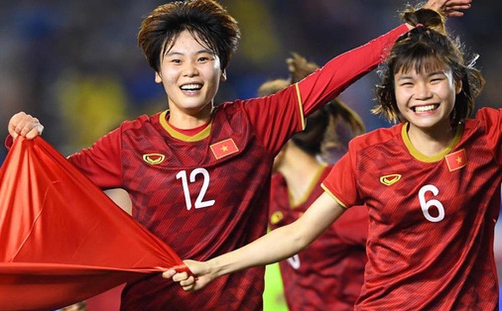 Bóng đá nữ Việt Nam giữ vững top 6 châu Á