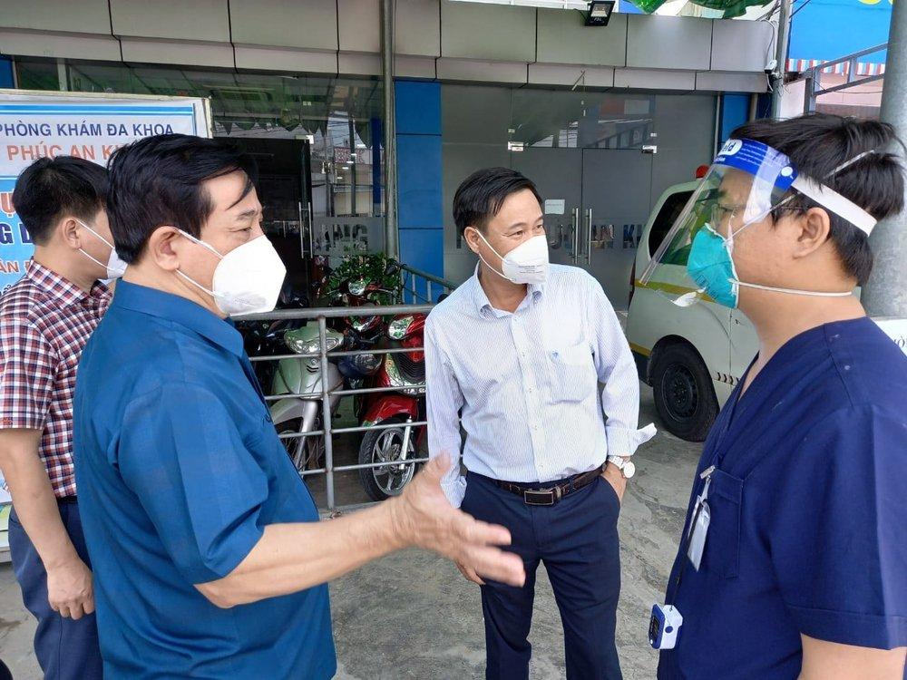 2 phòng khám từ chối bệnh nhân dẫn đến tử vong ở Bình Dương: Bộ Y tế xử lý ra sao? - Ảnh 1.