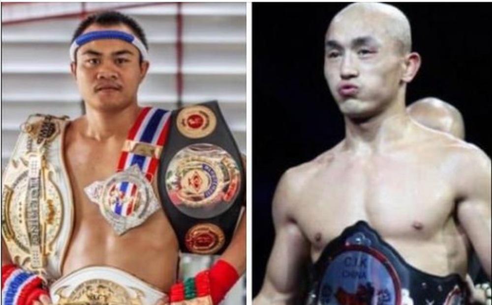 """Yi Long chốt kèo """"siêu đại chiến"""" cao thủ Thái Lan ở Macau, không phải với Buakaw"""