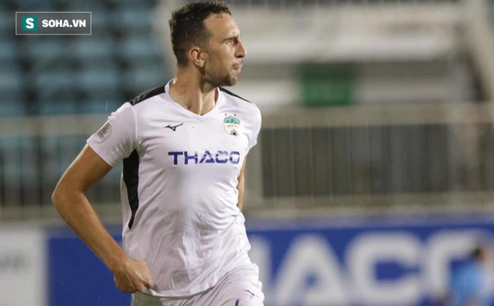 HAGL chia tay trung vệ châu Âu, nhiều CLB V.League đồng loạt thanh lý hợp đồng ngoại binh