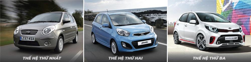 KIA Morning phả hơi nóng vào VinFast Fadil, Hyundai i10: Bí mật nào đằng sau chiêu hạ giá sốc? - Ảnh 1.