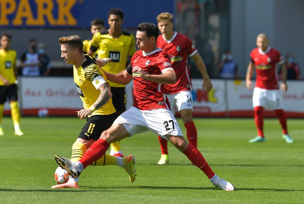 Haaland tịt ngòi, Dortmund nhận thất bại đầu tiên tại Bundesliga - Ảnh 3.