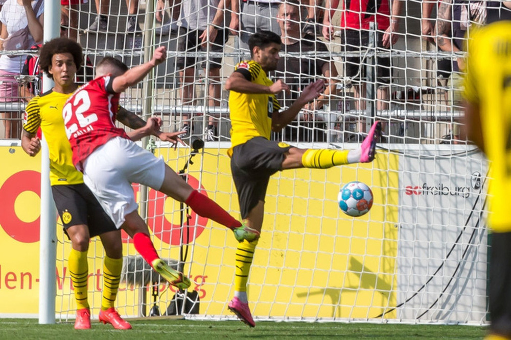 Haaland tịt ngòi, Dortmund nhận thất bại đầu tiên tại Bundesliga - Ảnh 7.