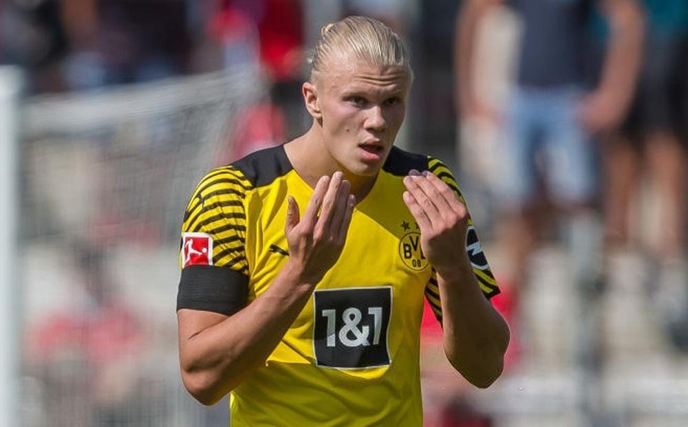 Haaland tịt ngòi, Dortmund nhận thất bại đầu tiên tại Bundesliga