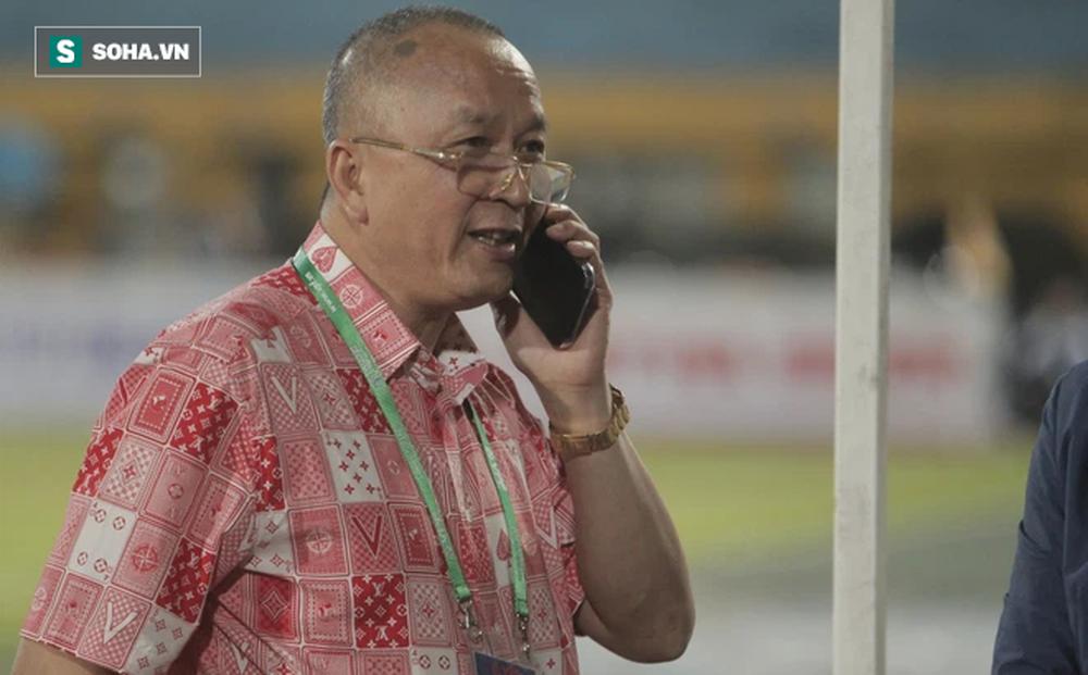 Chủ tịch CLB Than Quảng Ninh trả lại đội bóng cho tỉnh, tiết lộ về khoản nợ 60-70 tỷ đồng