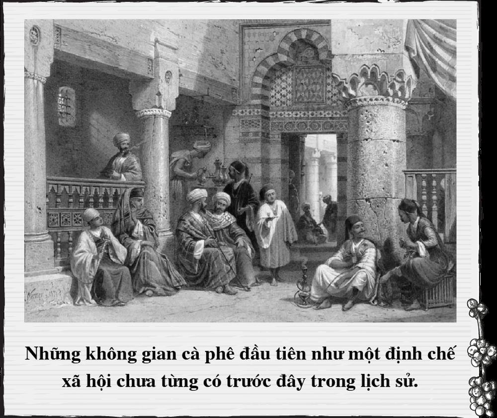 """Sheik Abd-al-Kadir: """"Cà phê dẫn lối cho những người tìm kiếm sự thông thái"""" - Ảnh 2."""