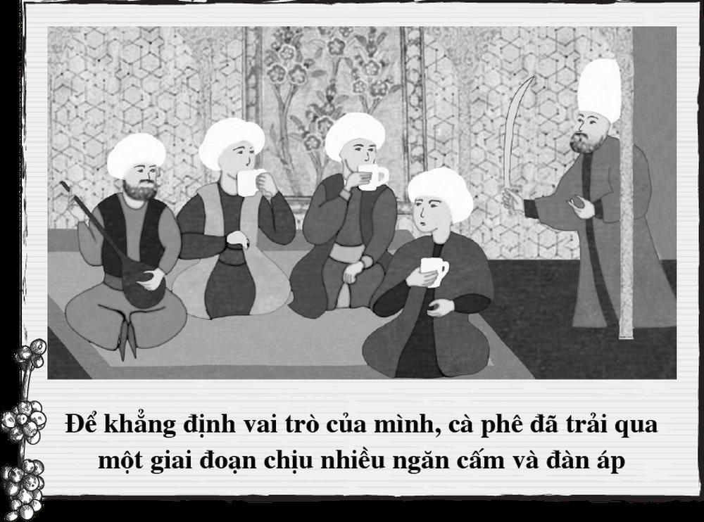 """Sheik Abd-al-Kadir: """"Cà phê dẫn lối cho những người tìm kiếm sự thông thái"""" - Ảnh 3."""