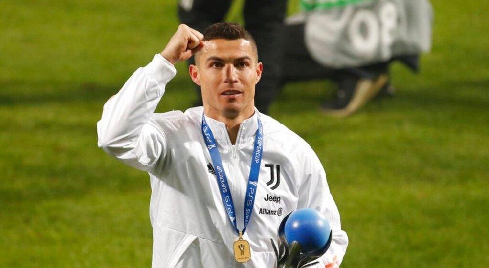 Tương lai của Ronaldo được làm sáng tỏ 100% - Ảnh 1.