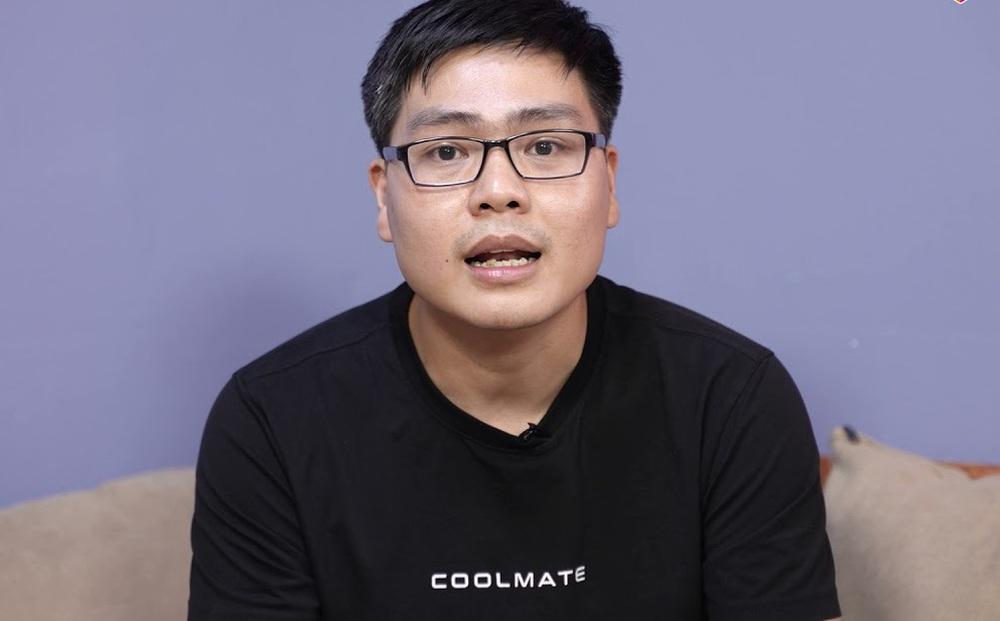 """Pha """"bẻ lái"""" của CEO Coolmate: Khẳng định CEO DN 500 nghìn tỷ không tâm thần nhưng lại quay sang nói """"khả năng ngáo thật!"""""""