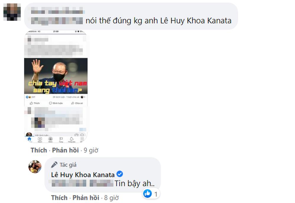 Trợ lý thân tín nói gì về tin đồn HLV Park Hang-seo có thể sang Thái Lan làm việc? - Ảnh 1.