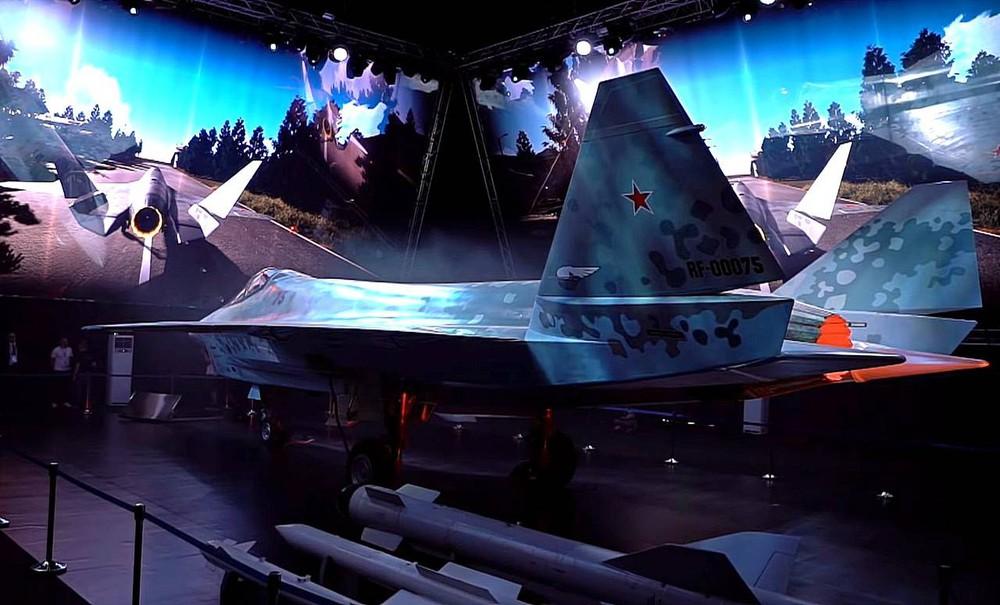 Su-75 Checkmate: Ngoài sức tưởng tượng - Nước cờ đỉnh cao của Nga, có kẻ cắn câu - Ảnh 5.