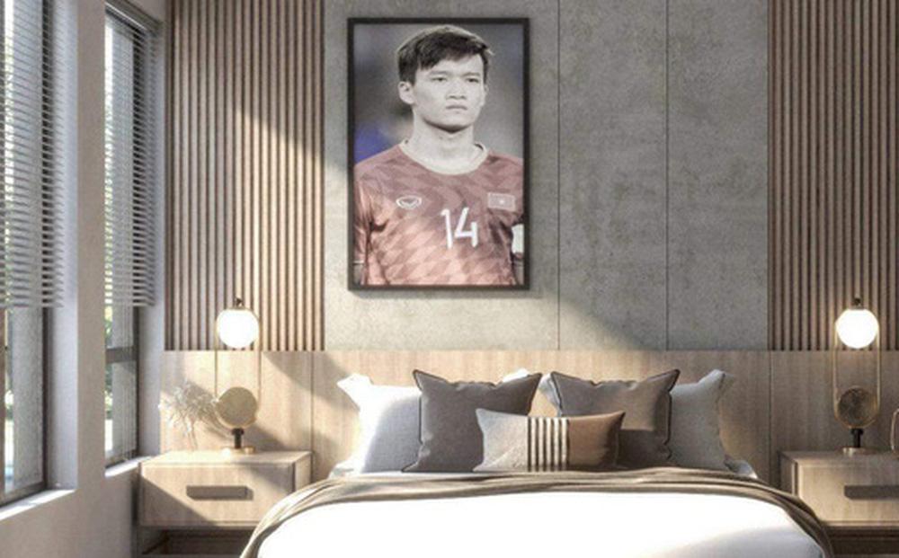 Hoàng Đức khoe phòng ngủ đầy tinh tế ở nhà mới, đẹp không kém phòng siêu sao quốc tế
