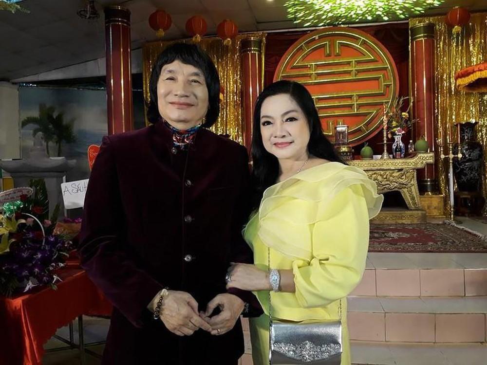 Ông hoàng cải lương Minh Vương: Sống bình yên sau bạo bệnh, hôn nhân 30 năm hạnh phúc - Ảnh 3.