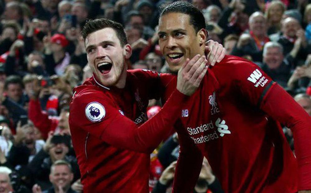 Liverpool tưởng thưởng cho trụ cột hàng thủ