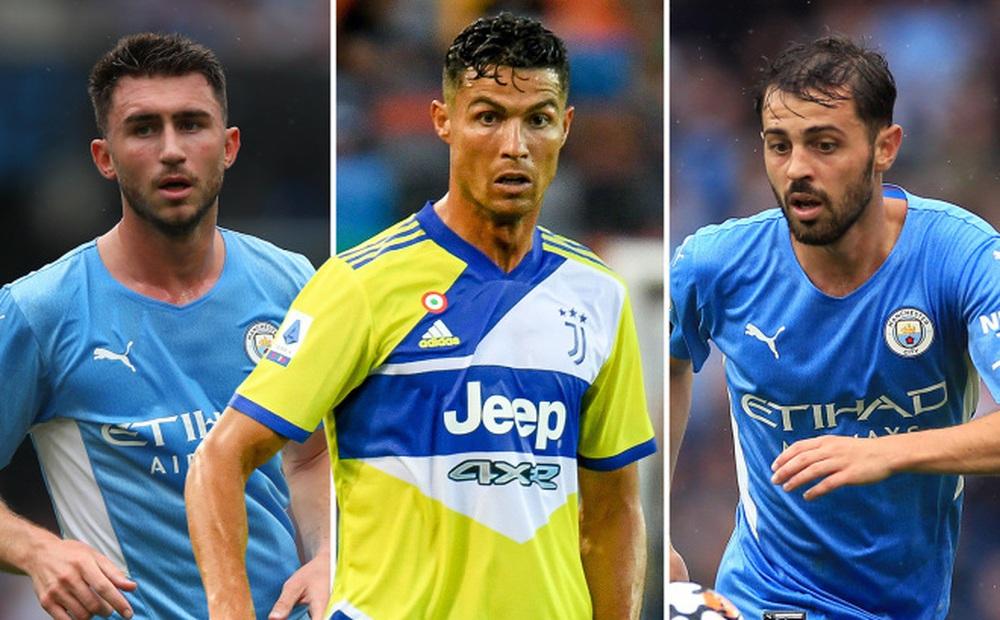 BẢN TIN TỐI 25/8: Man City đổi 2 ngôi sao lấy Ronaldo