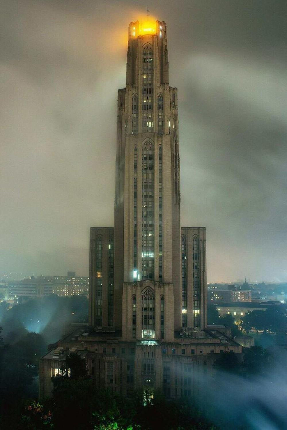 Những tòa nhà nhìn thoáng qua đã thấy rùng mình - Ảnh 6.