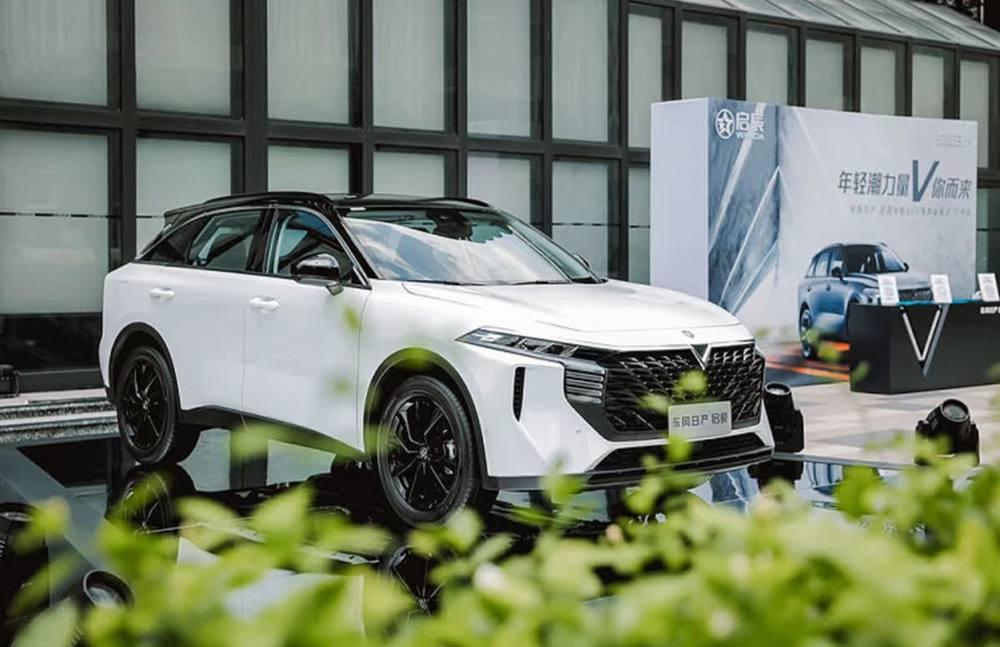 Cận cảnh SUV Trung Quốc tiêu thụ 6,6L/100km, đẹp mướt mắt, có chi tiết na ná VinFast - Ảnh 11.