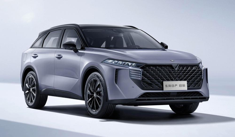 Cận cảnh SUV Trung Quốc tiêu thụ 6,6L/100km, đẹp mướt mắt, có chi tiết na ná VinFast - Ảnh 10.