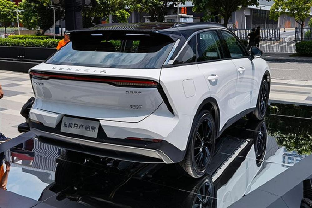 Cận cảnh SUV Trung Quốc tiêu thụ 6,6L/100km, đẹp mướt mắt, có chi tiết na ná VinFast - Ảnh 4.