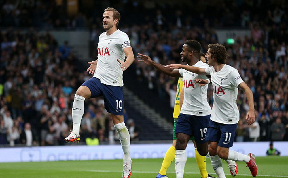 Tottenham 3-0 Pacos Ferreira: Cú đúp của Harry Kane