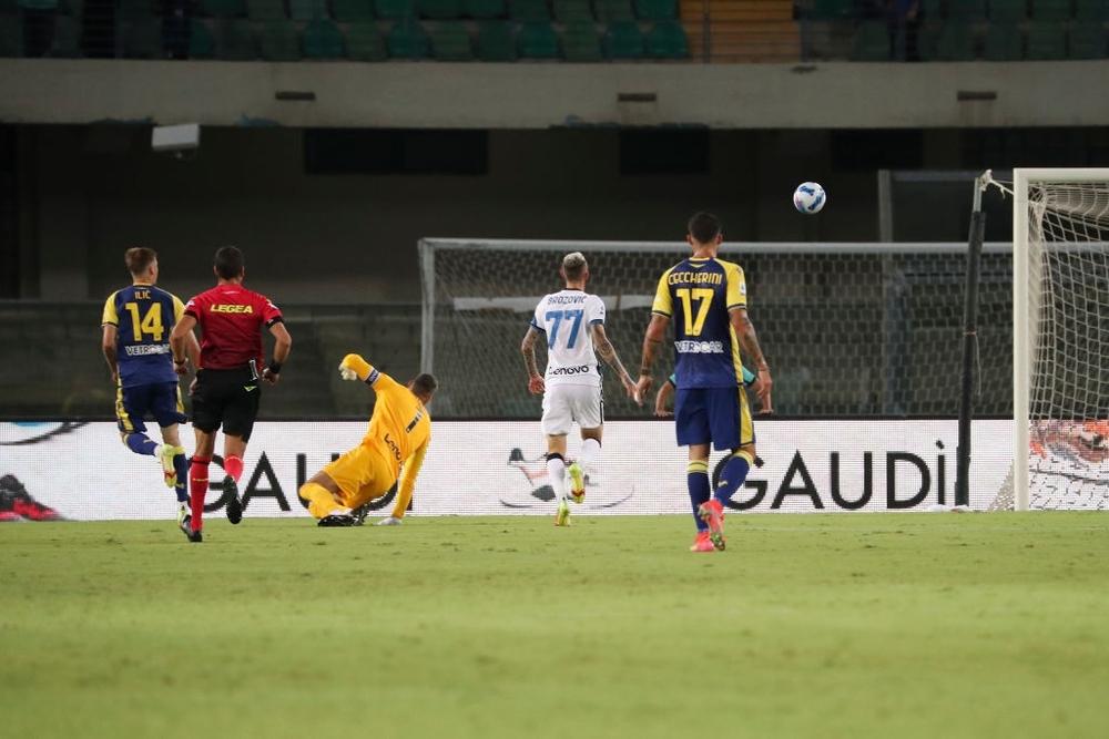 Inter xuất sắc lội ngược dòng đánh bại Verona với tỷ số 3-1 - Ảnh 2.