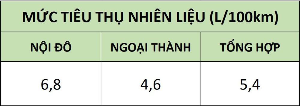 Đọ mức độ ăn xăng của 'tứ trụ' hạng A: VinFast Fadil, Hyundai i10, Toyota Wigo, Honda Brio - Ảnh 3.